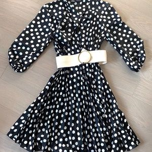 Zara dress new with tags size small